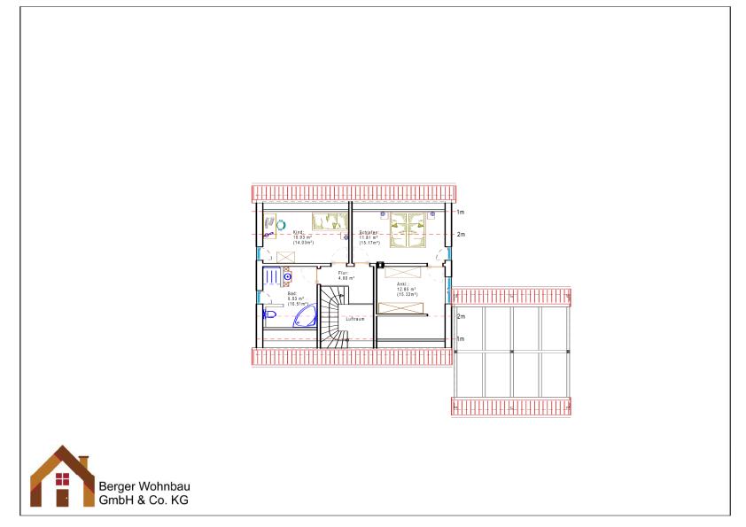 Dachgeschoss-gartstadt